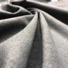 Велюр алоба серый