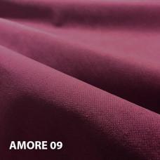 Велюр мебельная ткань для обивки Amore 09 Old Rose, старая роза