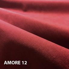 Велюр мебельная ткань для обивки Amore 12 red, красный