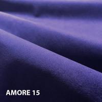 Велюр мебельная ткань для обивки amore 15 cobalt, синий