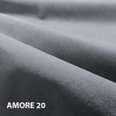 Велюр мебельная ткань для обивки Amore 20 Pastel Blue, пастельно-синий