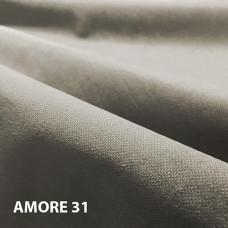 Велюр мебельная ткань для обивки Amore 31 grey, серый