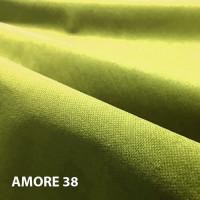 Велюр мебельная ткань для обивки amore 38 lime, зеленый
