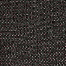 Автожаккард кольчуга красная на ППУ 3 мм