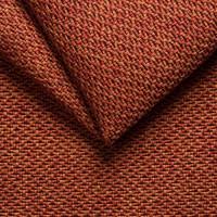 Рогожка обивочная ткань для мебели baltimore 13 orange, оранжевый