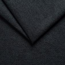Велюр мебельный bloom 16 black, черный