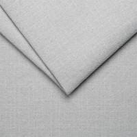 Рогожка обивочная ткань для мебели Chester 11 mist green, нежно-серый