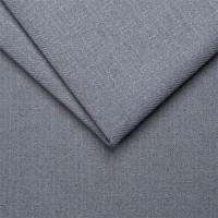 Рогожка обивочная ткань для мебели Chester 14 steel blue, серый