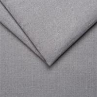 Рогожка обивочная ткань для мебели Chester 17 lt. grey, серый