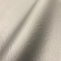 Искусственная кожа, кожзам  светло-серая декор 291