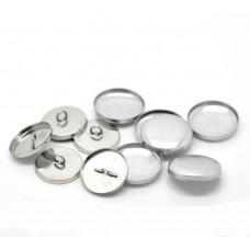 """Заготовки для пуговиц диаметр 32"""" ( 20 мм)"""