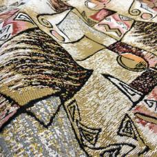 Мебельная ткань гобелен круш ширина 2,1 м