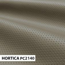 Экокожа HORTICA PC2140 темно-бежевая перфорация