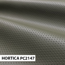 Экокожа HORTICA PC2147 серо-коричневая перфорация