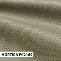 Экокожа hortica pc2169 бежевая перфорация