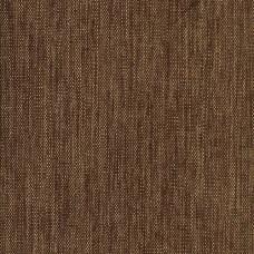 Мебельная и интерьерная ткань рогожка houston 06 dark brown 1037, эффект блеска, коричневый