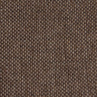 Рогожка обивочная ткань для мебели hugo 6 marrot, коричневая