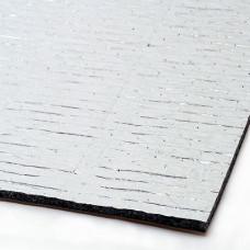 Универсальный вибро-шумо-изоляционный материал изол ФС4 6 мм, лист 0,5 х 1,0 м, фольга+мастика SGM