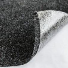 Карпет темно-серый (графит) с клеевым слоем (самоклейка) в розницу купить