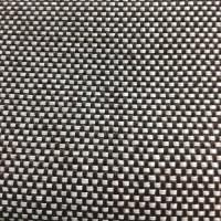 Рогожка мебельная обивочная ткань для мебели серая крафт 52