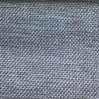 Рогожка мебельная обивочная ткань для мебели голубая крафт 65