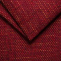Рогожка обивочная ткань для мебели magma 14 bordo, бордовый