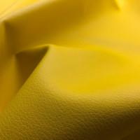 Экокожа желтая орегон гладкая толщина 0,8 мм