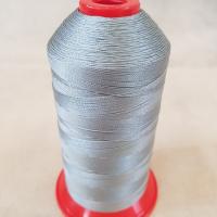 Нитки швейные polyart 30/3 2500 (1490) серебристый