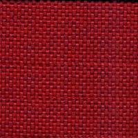Рогожка мебельная обивочная ткань для мебели красная крафт 15