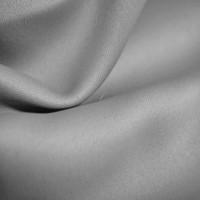 Блэкаут интерьерная ткань для штор и портьер, негорючая нить, термотрансфер, 300 см, серый