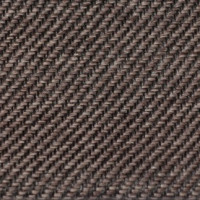 Рогожка обивочная ткань для мебели corona 86 grey brown, серо-коричневый