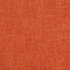 Рогожка обивочная ткань для мебели Falkone 25 orange, оранжевый