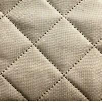 Рогожка обивочная ткань для мебели falkone sq-m ecru термопайка