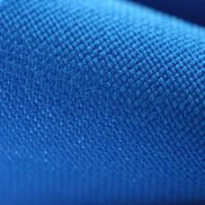 Габардин интерьерная ткань для штор и портьер Премиум, Термотрансфер, ширина рулона 150 см, василек