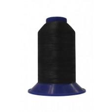 Нитки PolyArt mt 20/3 1500(0005) черный