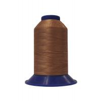 Нитки швейные polyart 20/3 1500 мт(2620) светло-коричневый