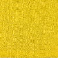 Рогожка обивочная ткань для мебели porto 64 yellow, желтый