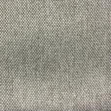 Рогожка обивочная ткань для мебели Luna 15 silver, светло - серый