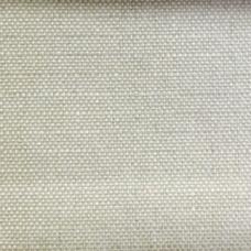 Рогожка обивочная ткань для мебели Luna 21 ivory, белая