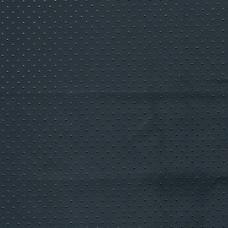 Экокожа темно-серая орегон перфорация толщина 1 мм