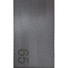 Лента ремня безопасности 65 темно-серая