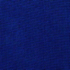 Рогожка обивочная ткань для мебели офисная синяя твист (twist) 11